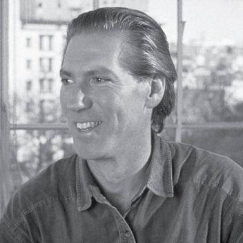 James Carpenter Portrait