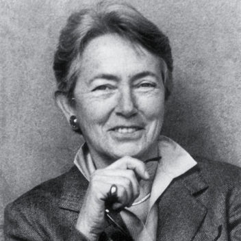 Franca Helg Portrait