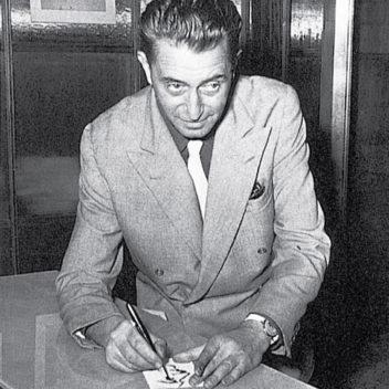 Flavio Poli Portrait