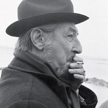 Carlo Scarpa Portrait