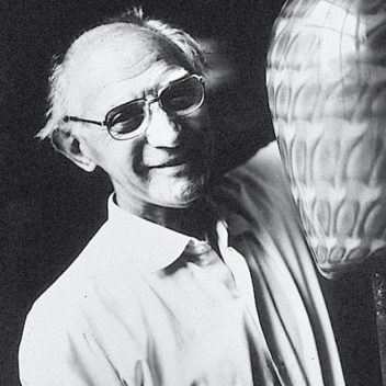 Archimede Seguso Portrait