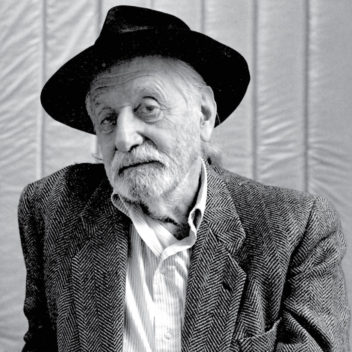 Ettore Sottsass Portrait