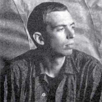 Thomas Stearns Portrait