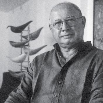 Lino Tagliapietra Portrait