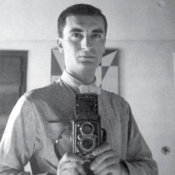 Massimo Vignelli Portrait