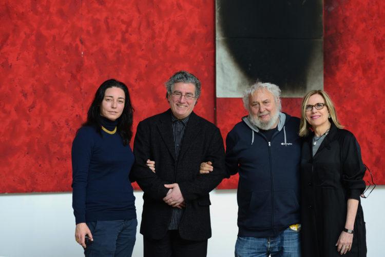 Pier Paolo Calzolari, Mangiafuoco, Olnick Spanu, Magazzino, Fondazione Calzolari